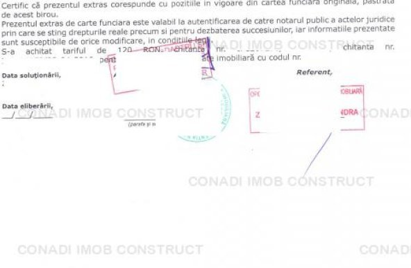 Teren pentru dezvoltare mixta cu deschidere pe DN1 in Otopeni