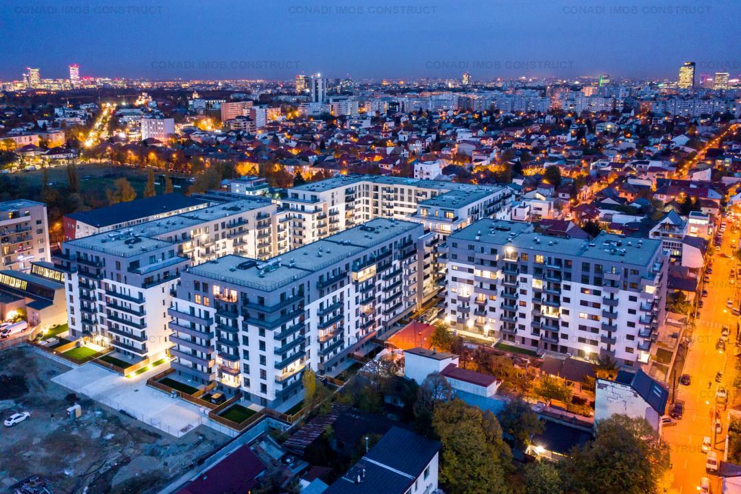 Apartament 3 camere de inchiriat in complexul Arcadia Apartments Domenii