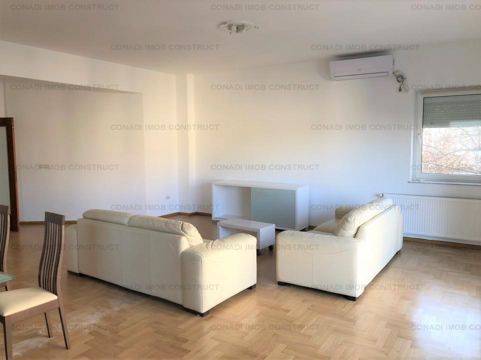 Inchiriere apartament de 3 camere, Herastrau