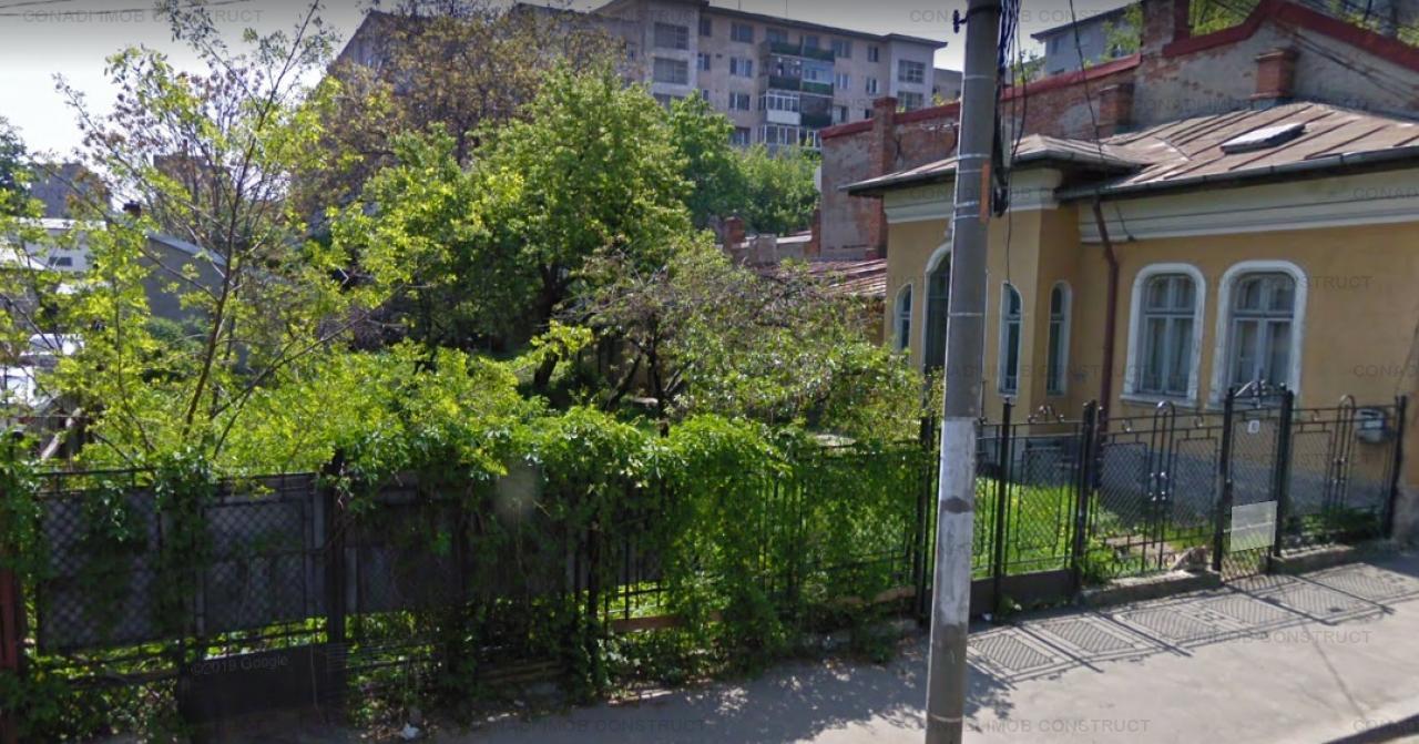 Teren pentru o dezvoltare rezidentiala sau mixta cu regim redus de inaltime zona Piata Chibrit