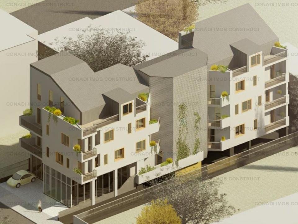 Apartament tip duplex cu 2 camere Zona 1 Mai - Piata Chibrit