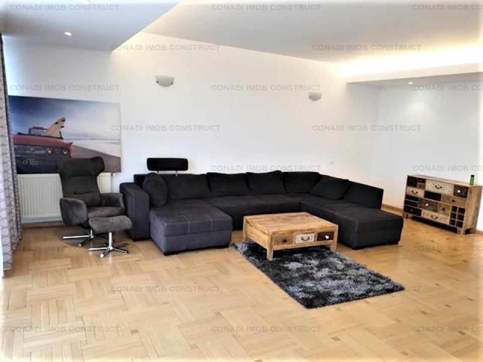 Duplex 3 camere Soseaua Nordului vedere Parc