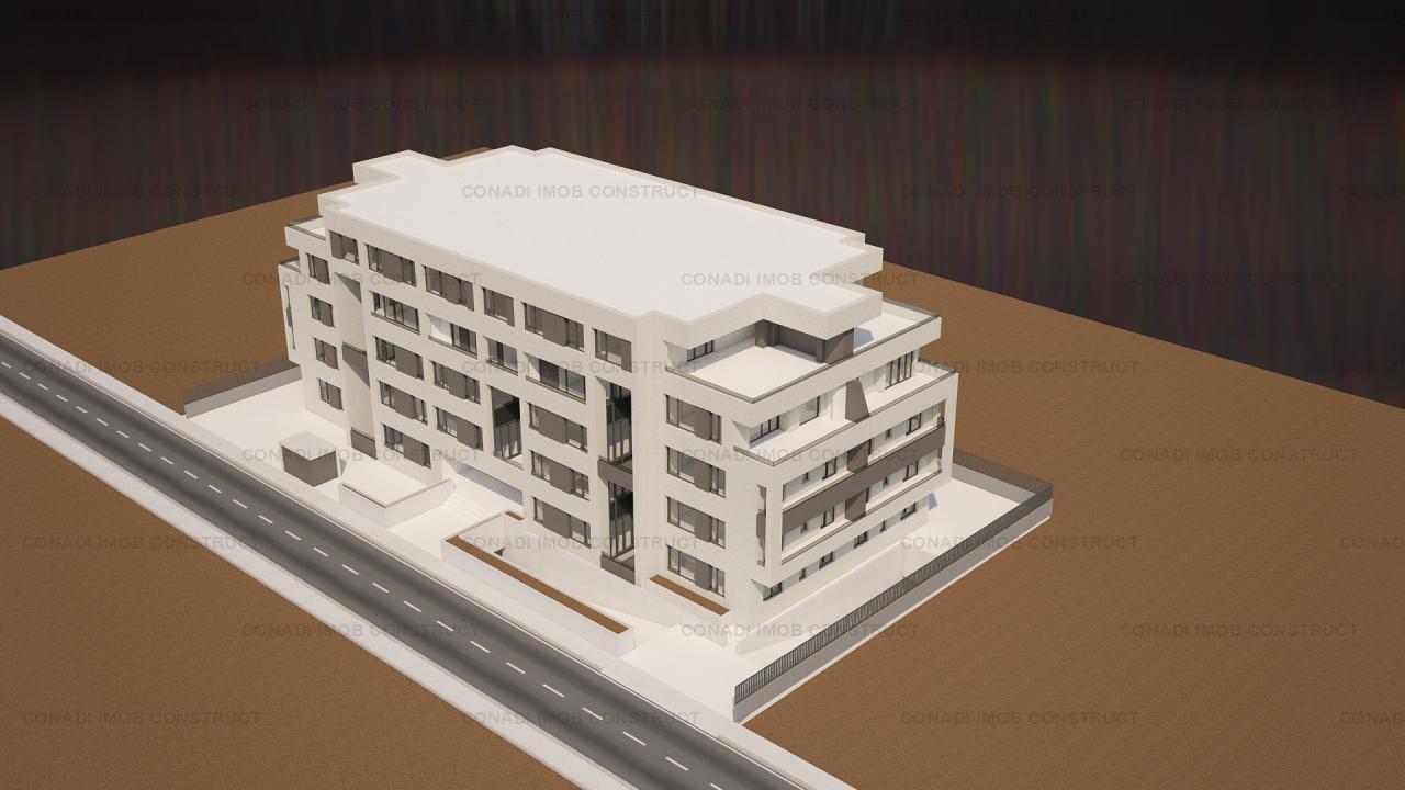 Apartament 2 tip B camere zona Herastrau