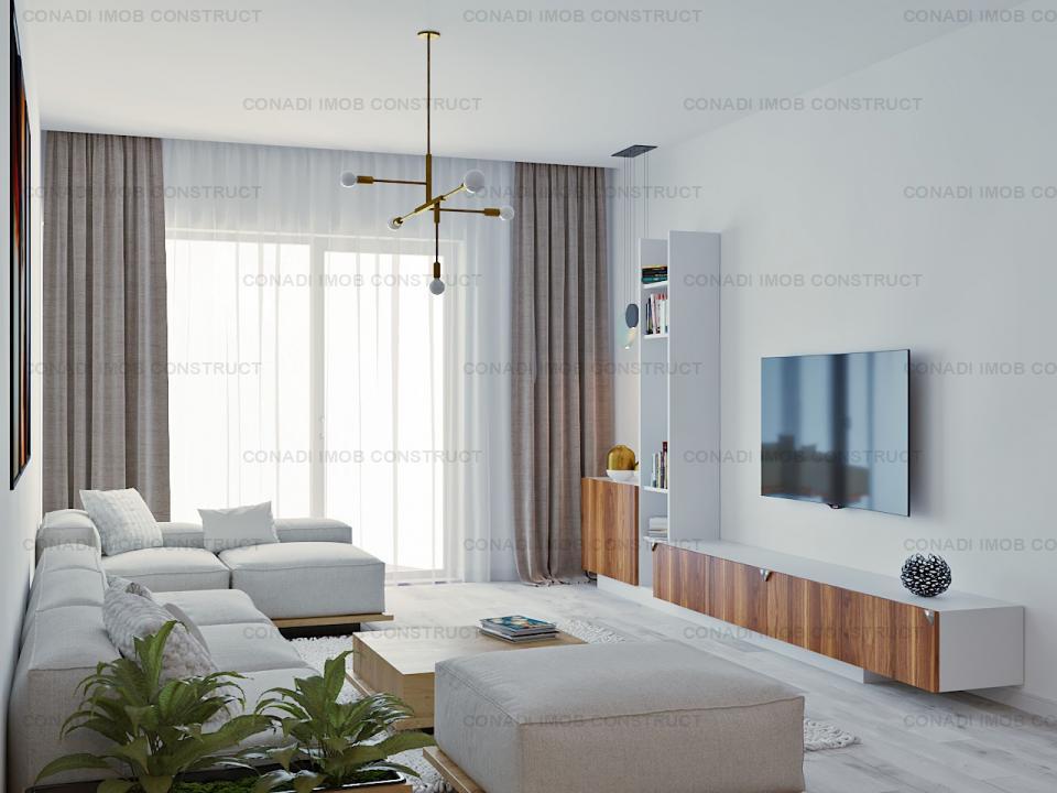 Ultracentral zona Calea Victoriei - Occidentului: apartament 3 camere
