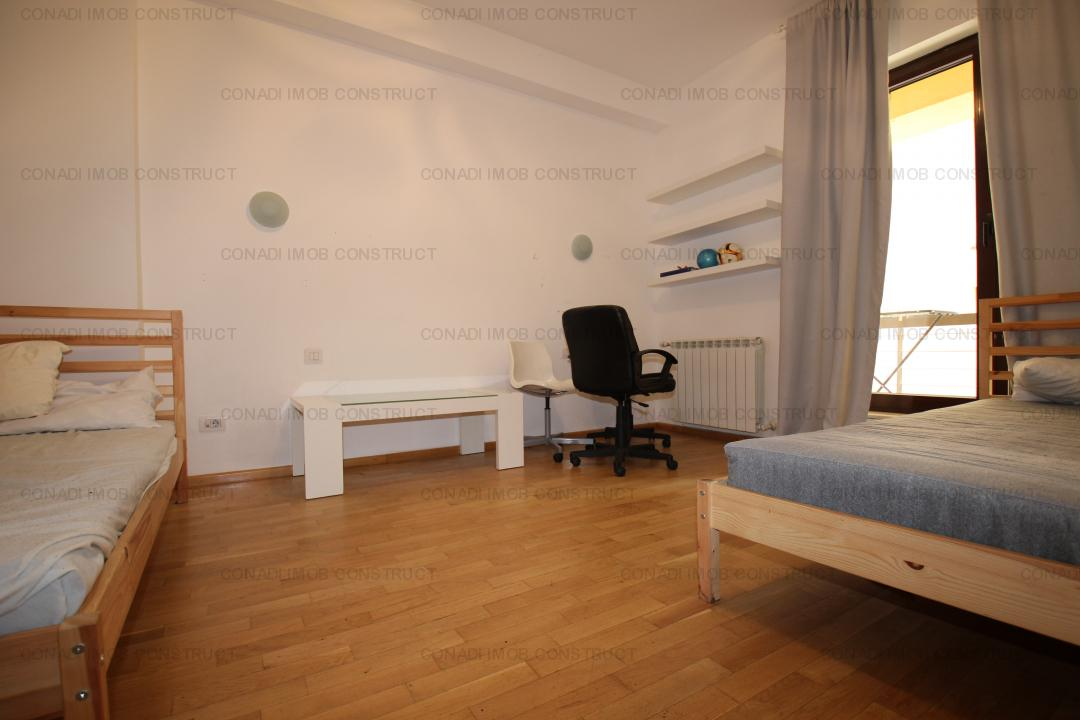 Herastrau - Cartierul Francez: apartamentul nr 12 cu 3 camere, generos