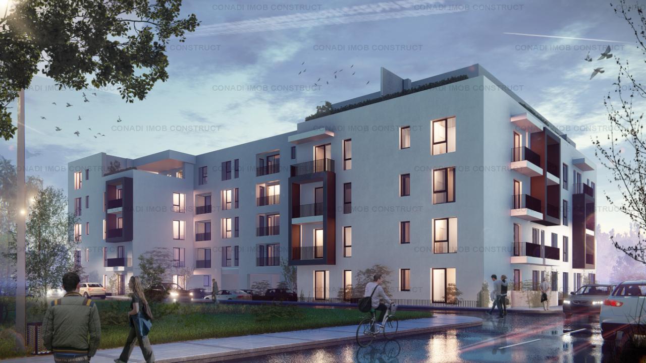 Apartament tip 6 cu 3 camere in Colentina in apropiere de Dedeman