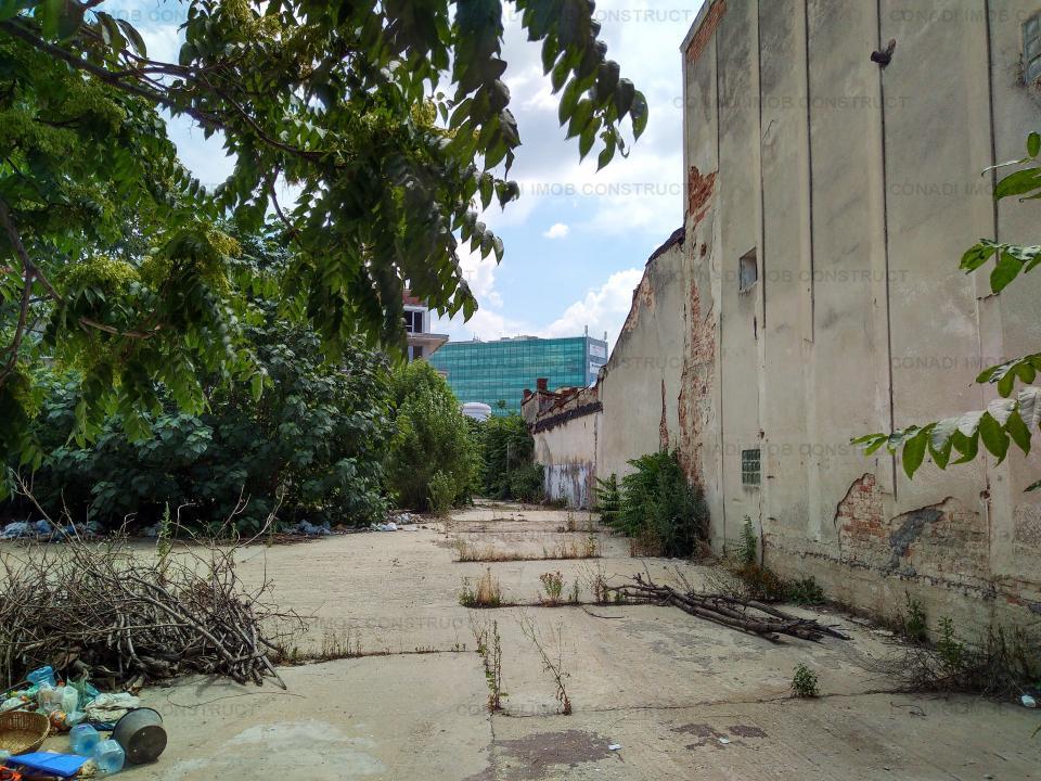 Teren zona 13 Septembrie - Marriott de inchiriat