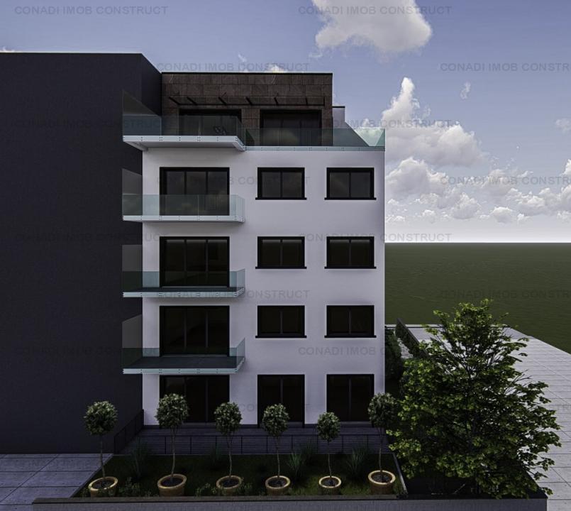 Apartament 3 camere - Bloc tip boutique 2020 - Piata Domenii.