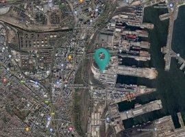 Hală de vânzare - Port Constanța