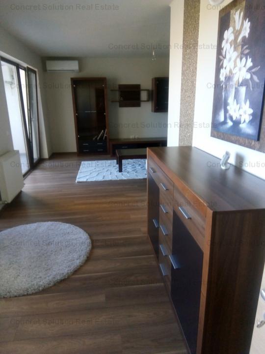 Inchiriez  apartament 3 camere  de lux