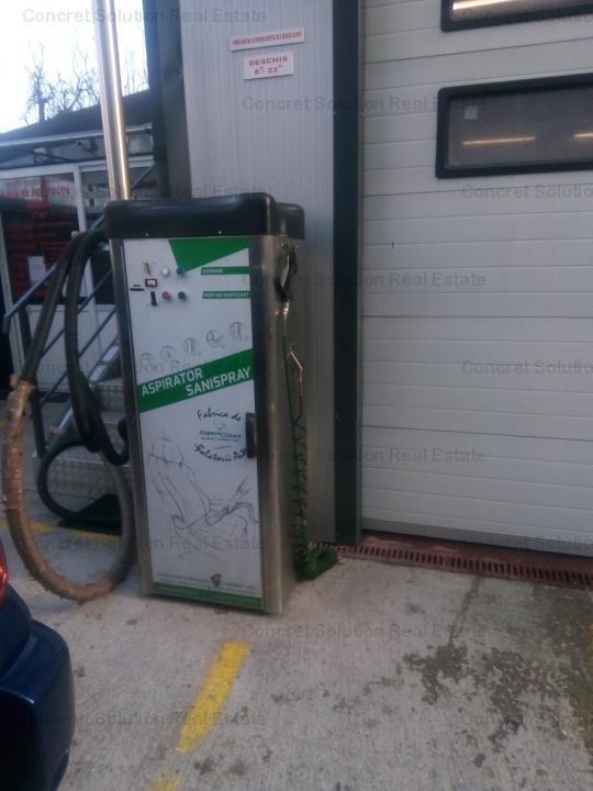 Vand spalatorie auto ecologica