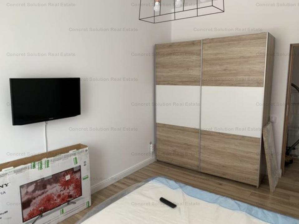 Inchiriez  apartament 2 camere bloc 2018 Popa Sapca