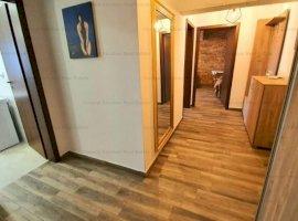 Inchiriez 2 camere bloc nou  central Pitesti