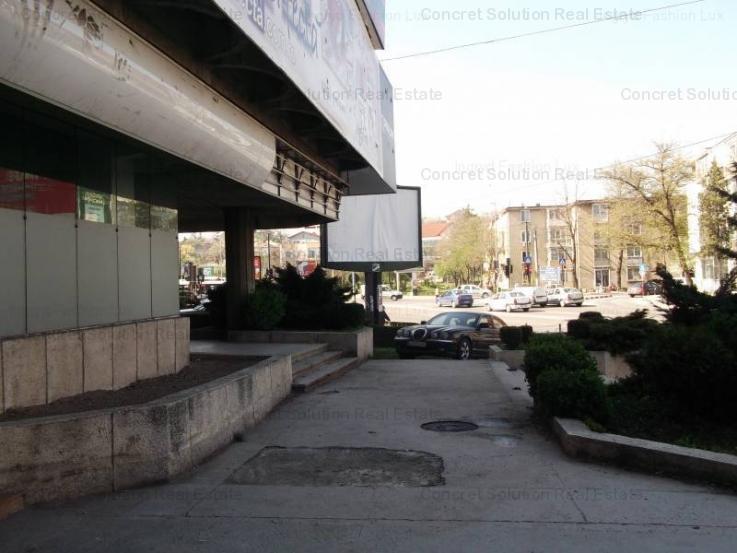 Inchiriez Spatiu comercial parter, zona Centrala - Pitesti