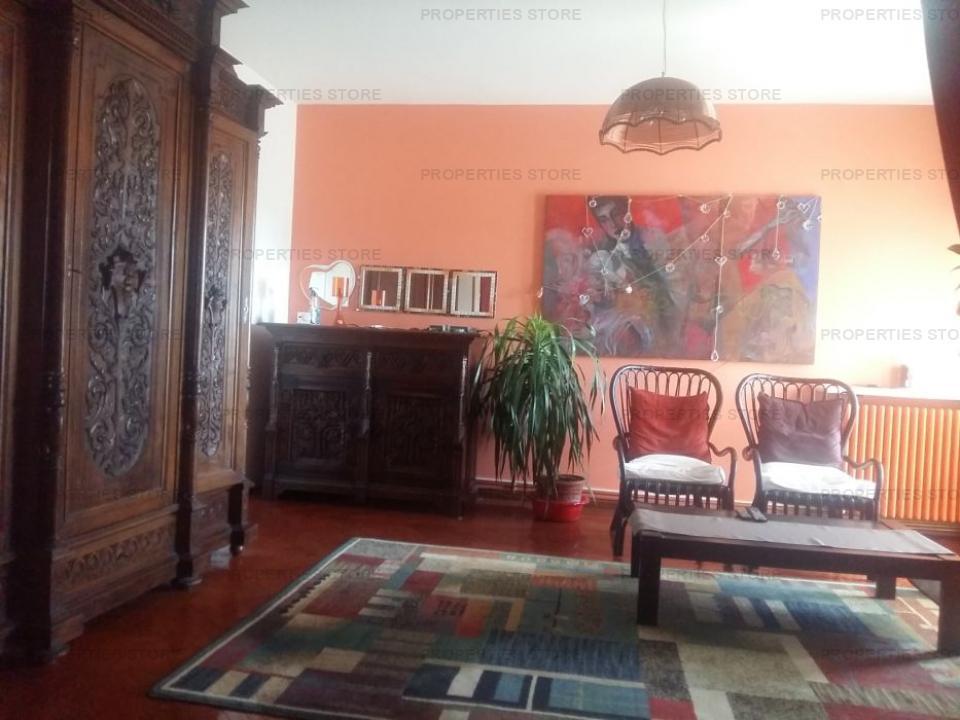 Apartament 5  camere , Pache Protopopescu