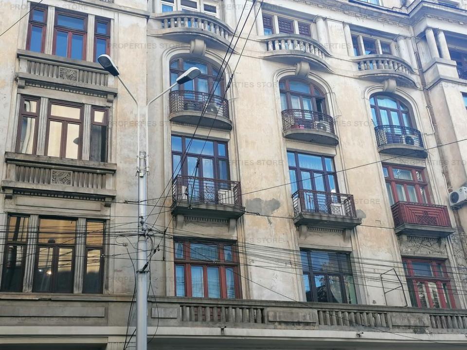 apartament cladire monument istoric