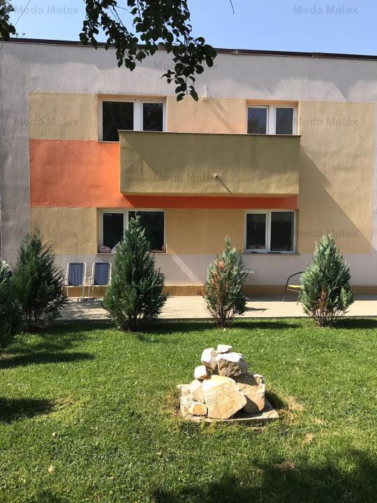 De inchiriat vila Frumusani ideal  azil batrani, centru recuperare
