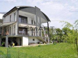 Casa Pasiva 418mp isi 2000mp curte in Iris