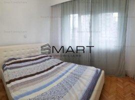 Apartament cu 2 camere decomandate, cartier Marasti