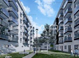 Apartament cu 3 camere Ansamblu Rezidential Corneliu Coposu