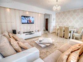 Apartament de Lux 3 camere+curte 91mp zona Selimbar