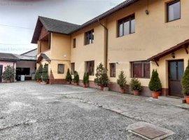 Casa 10 camere + curte 500mp zona Turnisor