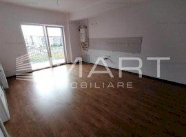 Apartament 2 camere, parcare privata, zona Floresti