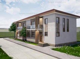 Duplex 5 camere, zona Premium, Floresti