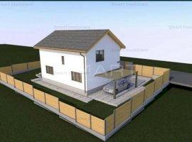 Teren 432 mp, Autorizatie de Constructie, Chinteni