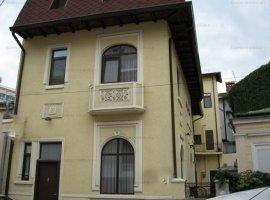 M1097 Vanzare vila S+P+E+M , Romana_Eminescu, ideal investitite regim hotelier