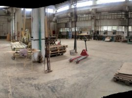 Spatiu de productie langa Suceava, ideal investitie