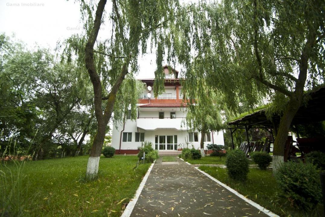GM1035 Vanzare Hotel Delta Dunarii-Bratul Sfantul Gheorghe, renovat complet