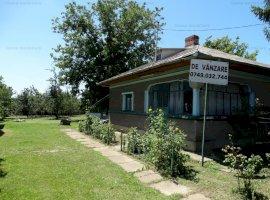 GM1369 Vanzare casa cu teren 2000mp Silistea Snagovului_Manstirea Vlad Tepes