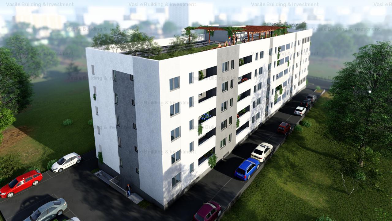 apartament 3 camere, Cartier Titan
