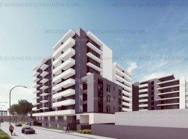 Apartament 2 camere Militari Pacii (metrou), etaj 6 din 8, decomandat, 61 mp