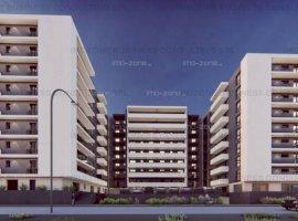 Apartament 2 camere, decomandat, etaj 3 din 8, 62 mp,  Militari, metrou Pacii