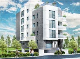 Penthouse 4 camere etaj 5/5, 293 mp,  Bd Timisoara - Plaza Mall  Comision 0% !
