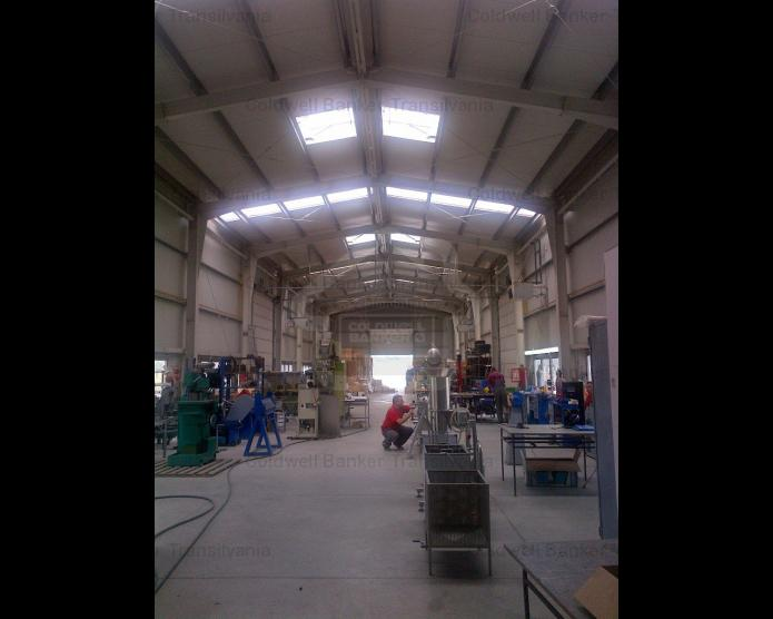 Vanzare spatiu industrial, Floresti, Cluj-Napoca