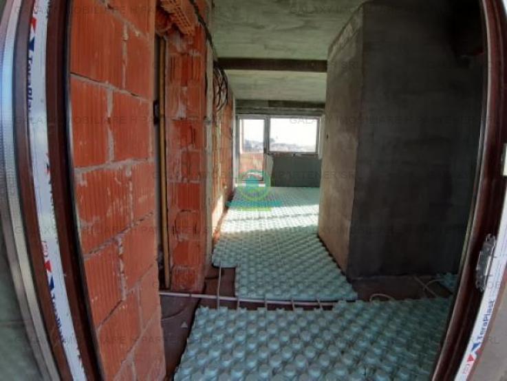 De vanzare garsoniera in Pitesti Craiovei 64.66 mp bloc nou