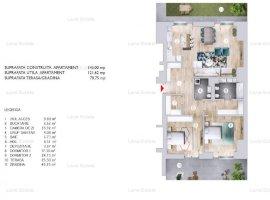 3 camere Aviatorilor - Kiseleff