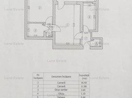 APARTAMENT 2 CAMERE CRANGASI-CONSTRUCTORILOR