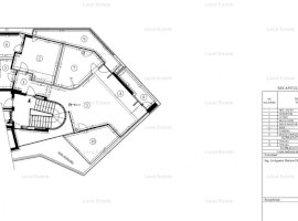 PENTHOUSE 3 CAMERE ULTRACENTRAL