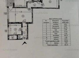 APARTAMENT 3 CAMERE CONSTRUCTORILOR