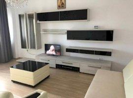 Apartament 3 camere Militari Residence complet mobilat