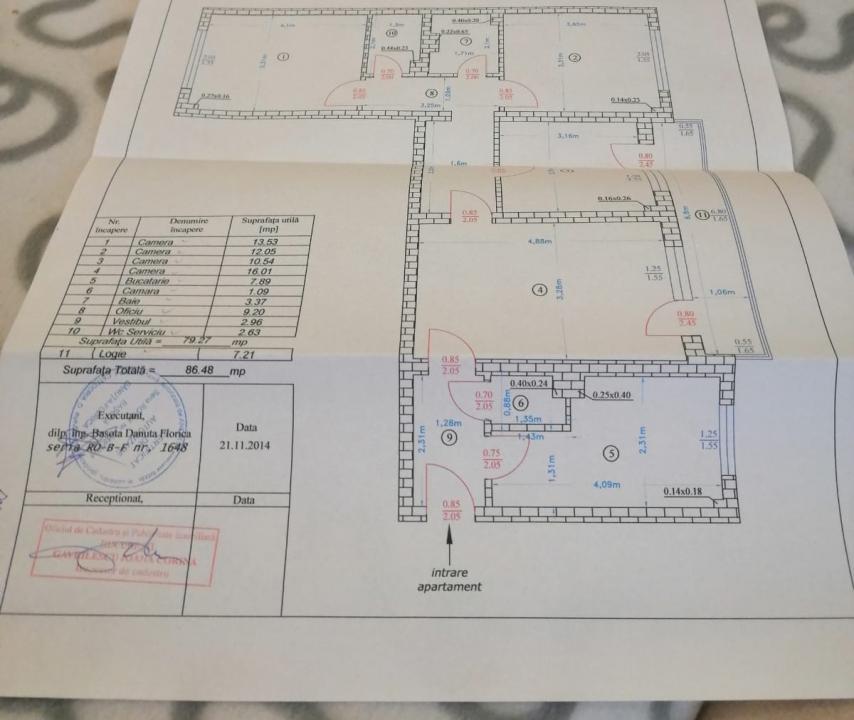 Apartament 4 camere Gorjului-Piata Gorjului