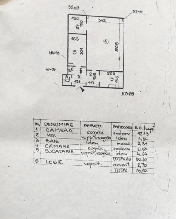 Garsoniera zona TItan , Bloc dupa 1980