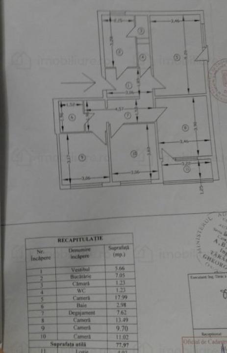 APARTAMENT DE VANZARE 4 CAMERE ORSOVA - LACUL MORII
