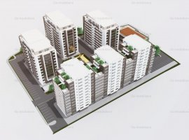 Apartament 2 camere, 52 mp, zona Tatarasi