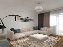 Apartament lux 2 camere 2 balcoane Bucium