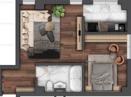 Apartament 2 camere Copou